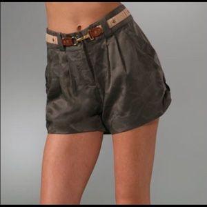 DVF Camo Shorts
